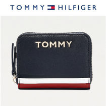 UK発★Tommy Hilfiger 'SMALL SIGNATURE TAPE WALLET'