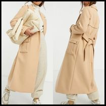 River Island belted utility coat