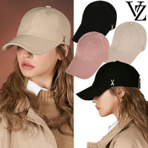 ★VARZAR★新作★送料込み★韓国 Gold stud over fit ball cap