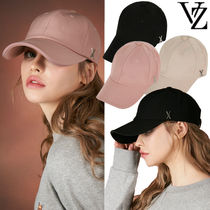 ★VARZAR★新作★送料込み★韓国 Silver stud over fit ball cap