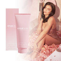 KYLIE SKIN☆ROSE BATH COLLECTION☆ローズボディスクラブ
