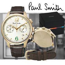 【Paul Smith】The City Two Counter Chronograph ウォッチ