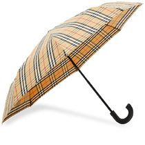 バーバリー 折り畳み傘 Burberry Archive beige Umbrella
