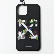OFF-WHITE iPhone11Pro専用ケース ARROW STAMP