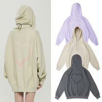 A PIECE OF CAKE(ピースオブケイク) パーカー・フーディ ★A PIECE OF CAKE★新作★送料込み★Heart Logo Pigment Hoodie