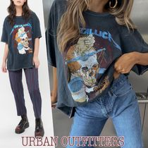 【Urban Outfitters】METALLICA ヴィンテージ風 Tシャツ ★