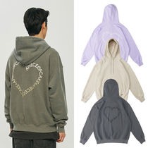 ★A PIECE OF CAKE★新作★送料込み★Heart Logo Pigment Hoodie