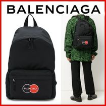 ◆BALENCIAGA◆20FW UNIFORM WEEKEND BACKPACK◆正規品◆