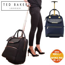 【TED BAKER】ALBANY トロリー キャリーバッグ(40x35x25cm)