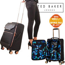 TED BAKER(テッドベーカー) スーツケース 【TED BAKER】EVILLIE ALBANYキャリーバッグ(55x36x25cm)