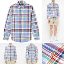 [Polo Ralph Lauren] MADRAS CHECK SHIRT 送料関税無料