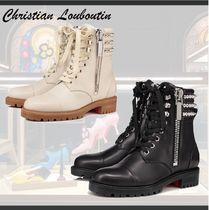 Christian Louboutin ◆ Winter Spikes ◆ スタッズ ◆ ブーツ