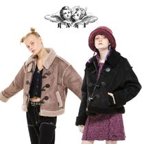 【RNHI】TOGGLE POINT MUSTANG JACKET 2colors
