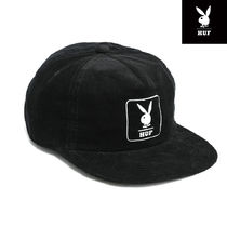 【最短翌日着】HUF × PLAYBOY CORDUROY 5 PANEL  HT00567