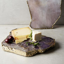 Anthropologie☆瑪瑙チーズボード☆Agate Cheese Board