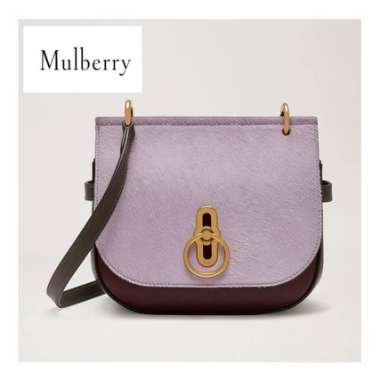 Outlet 【Mulberry】 Small Amberlry Bag ショルダーバッグ