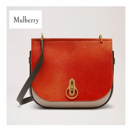 Outlet 【Mulberry】 Amberley Satchel ショルダーバッグ