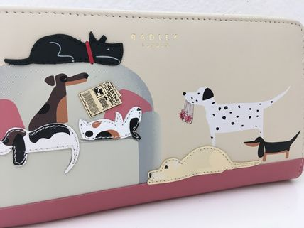 RADLEY 長財布 Radley London RADLEY & FRIENDS SUNDAY SNOOZE セール 即発送(3)