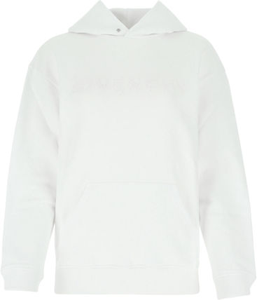GIVENCHY Tシャツ・カットソー Givenchy◇WHITE COTTON OVERSIZE T-SHIRT