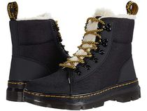 【SALE】Dr. Martens Combs Fur-Lined 8-Eye Boot (Women's)
