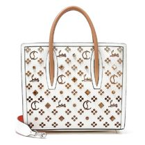 Christian Louboutin★paloma mini tote bag white【EMS関税込】