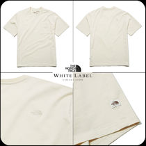 [THE NORTH FACE] ★韓国大人気★UNDYED S/S R/TEE