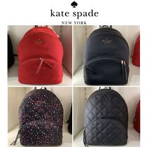 Kate Spade★Karissa Nylon Large Backpack ラージ バックパック