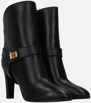 GIVENCHY■aw20 EDEN SMOOTH LEATHER ANKLE BOOTS