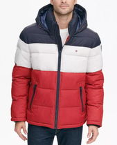 Tommy Hilfiger Men's Quilted Puffer Jacke