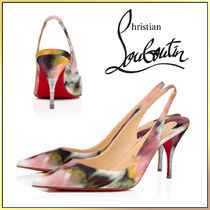 Christian Louboutin☆Clare Sling 80mm クレアスリング☆送料込