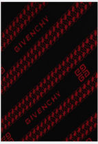 Givenchy▲aw20 GIVENCHY CHAINE JACQUARD SCARF
