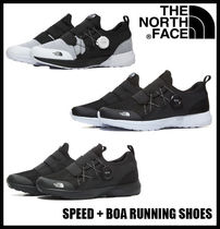 【THE NORTH FACE】SPEED + BOA RUNNING SHOES