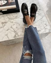 ★2020 DIOR ★★DIOR CODE LOAFER in Black