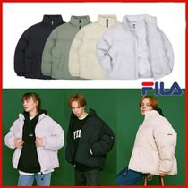 ◆FILA◆UNISEX Overfit Cocoon Wellon Padding down◆正規品◆