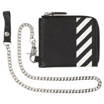【OFF-WHITE】DIAG CHAIN WALLET  送料関税込特別sale