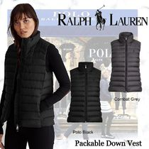 NEW!!お早めに!【Polo Ralph Lauren】Packable Down Vest-2color