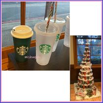 【STARBUCKS】北米限定★'20Holiday Reusable Cup★Hot&Ice★2個