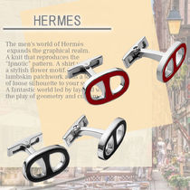Hermes☆Guernesey cufflinks エレガント 贈り物にも最適