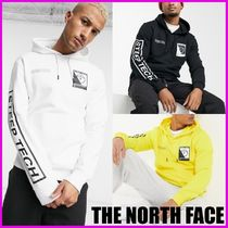 【THE NORTH FACE】 Steep Tech ロゴフーディ長袖 3色  送料無料