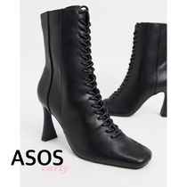 【ASOS】レースアップブーツ 送料・関税込み