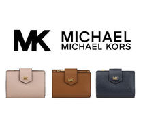 MichaelKors MONEY PIECES SMALL SNAP Wallet【BF】