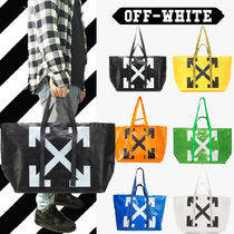 OFF-WHITE COMMERCIAL TOTE ☆VIRGIL ABLOH【BF】