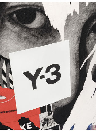 Y-3 トートバッグ 関税込・送料込☆Y-3 CH1 GFX TOTE トートバッグ(4)