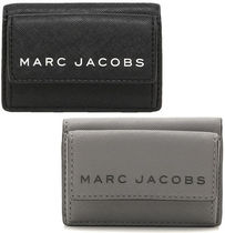 SALE! Marc Jacobs ロゴ  3つ折り ミニ財布♪【BF】