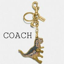 COACH* 手足が動く! レキシー バッグチャーム Rexy Bag Charm