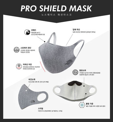 THE NORTH FACE マスク THE NORTH FACE【送料込】PRO SHEILD MASK ☆人気マスク (S,M,L)(16)
