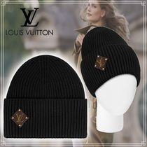 【直営店】Louis VuittonLouis Vuitton ボネ・LVビーニー