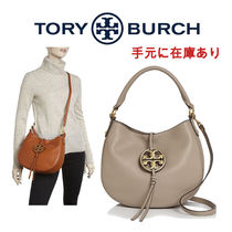 ◆Tory Burch◆Miller Mini Leather Hobo レザーホーボー