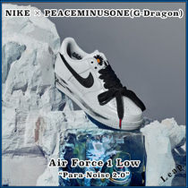 【Nike×Peaceminusone(G-Dragon)】Air Force 1 Para-noise 2.0