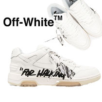 Off-White★Out Of Office 'FOR WALKING' スニーカー